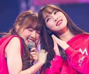 beauty, yuju, and kpop image
