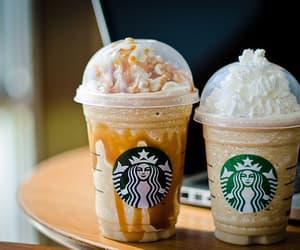 coffee, frappuccino, and milkshake image