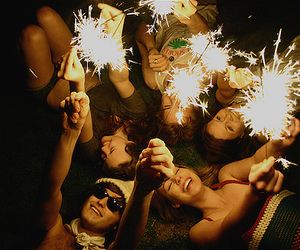 sparks fly image