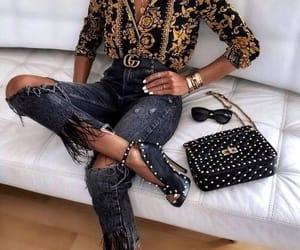 belt, stylish, and cute image