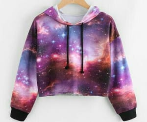 galaxy, space, and outfits image
