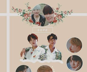 aesthetic, bts, and bts edit image