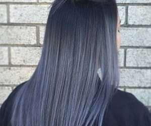hair, dyed hair, and hairstyle image