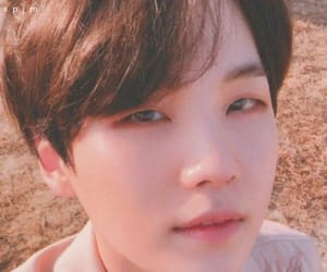 k-pop, suga, and ly tear image