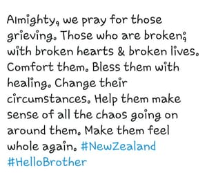 christchurch, muslims, and new zealand image