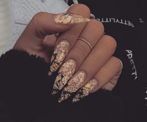 accessories, elegance, and nails image