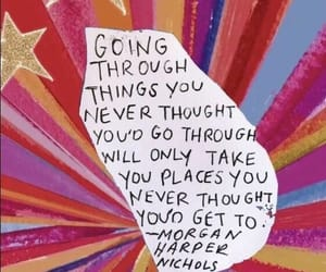 quotes, colorful, and positivity image