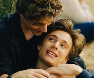 maxence danet fauvel, skam france, and lucas lallemant image