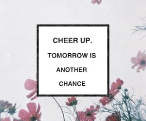 quotes, chance, and tomorrow image