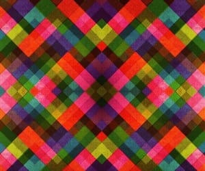 background, colorful, and geometric image