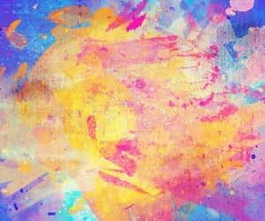 art, background, and blast image