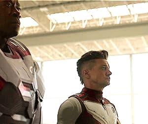Avengers, clint, and hawkeye image