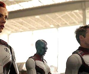 Avengers, iron man, and nebula image