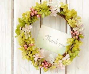 flowers, thankyou, and thnx image