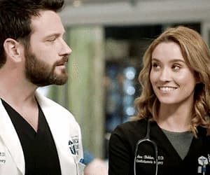 gif, chicago med, and connor and ava image