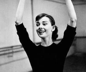 audrey hepburn, ballet, and audrey image