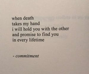 death, poem, and poetry image