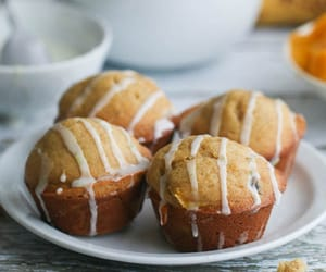 article, muffins, and recipes image