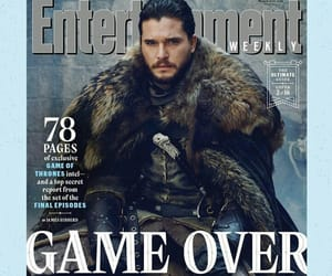 beautiful, Jon, and game of thrones image