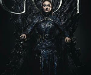 beautiful, serie, and game of thrones image