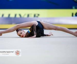 ball, rhythmic gymnastics, and ukr image