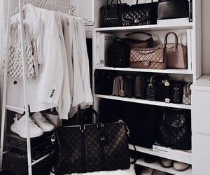 chanel, closet, and fashion image