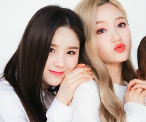 heejin and go won image