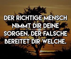 deutsch, sprüche, and inspiration image