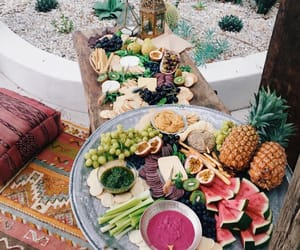delicious, desert, and food image