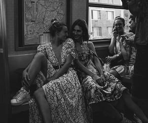 fashion, friendship, and girl image