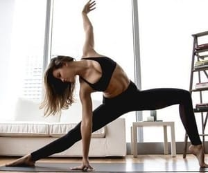 ballerina, fitness, and health image