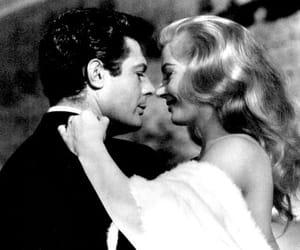 anita ekberg, Federico Fellini, and italian film image