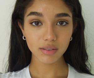 brown eyes, brunette, and girl image