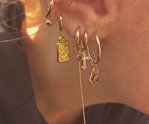 alternative, beauty, and earrings image