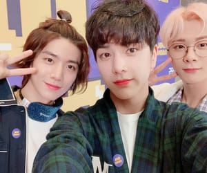 astro, hwiyoung, and moonbin image