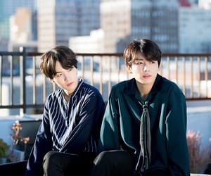 army, jk, and bts image