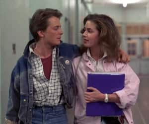Back to the Future, fashion, and movie image