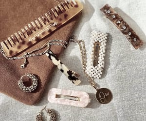 earrings, fashion, and hair accessories image