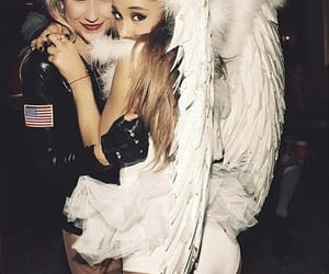 ariana grande, angel, and ariana image