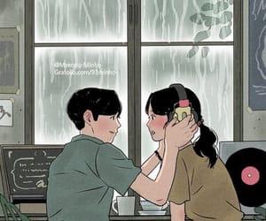 article, korea, and korean image