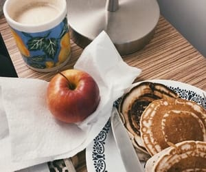 books, notes, and pancakes image