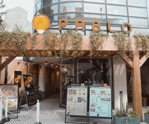 cafe, tokyo, and food image