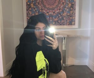 kylie jenner and glam image