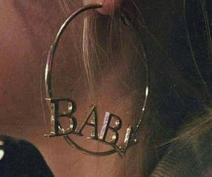 earrings, baby, and accessories image