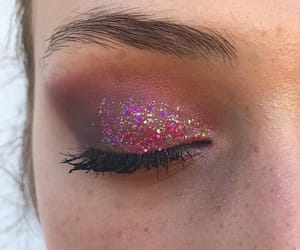 beauty, glitter, and belleza image
