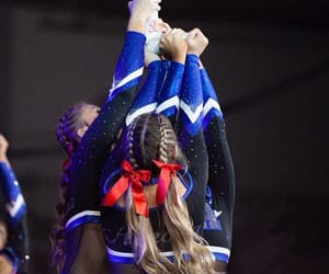 bow, cheer, and sport image