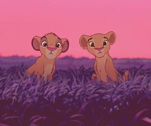 disney, lion, and wallpaper image