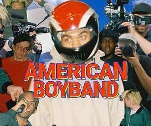 brockhampton, kevin abstract, and helmet boy image