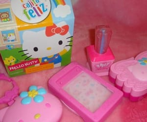 hello kitty, McDonald's, and nostalgia image