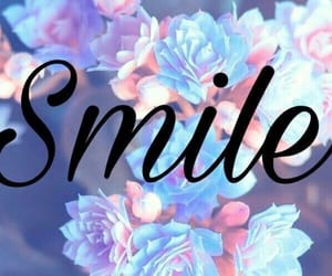 just smile image